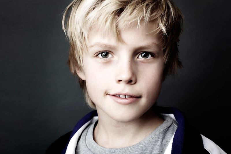 Dreng portræt