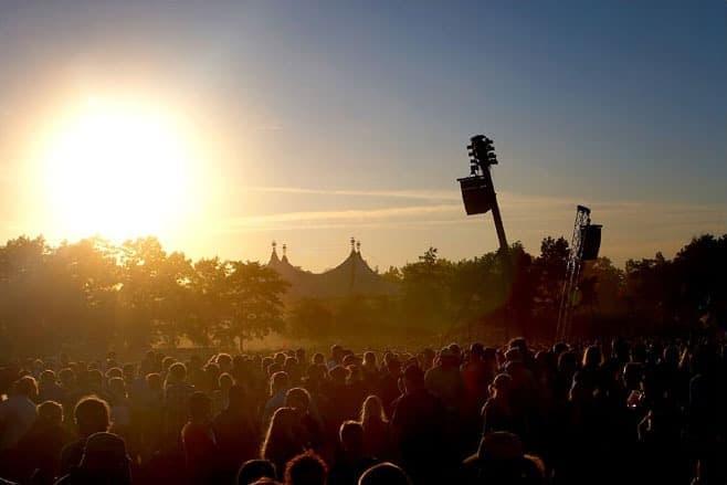 Roskilde Festival – del 1