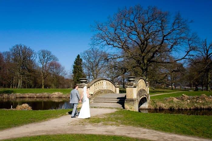 Det romatiske bryllup