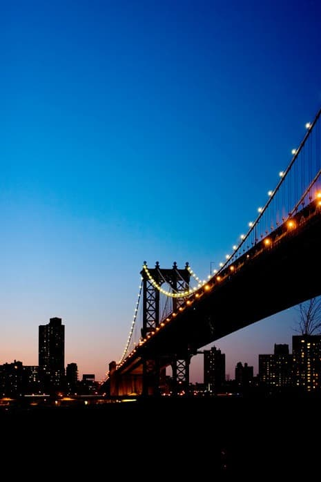 Manhattan Bridge – New York
