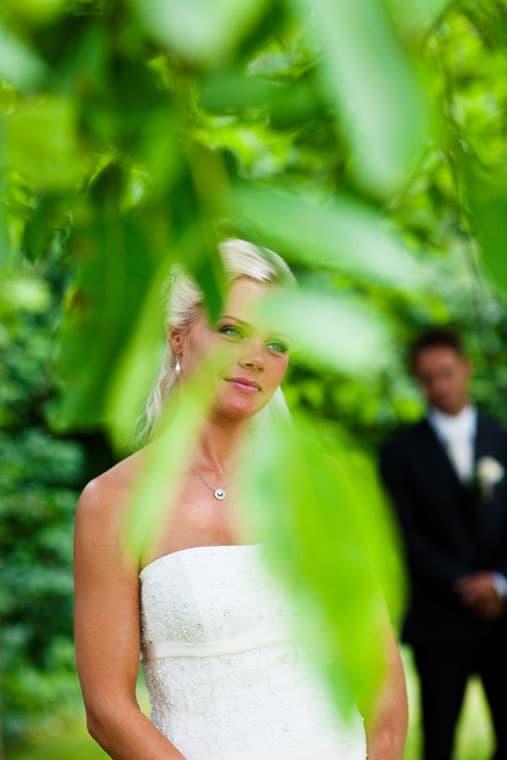 Bryllupsfotografering – Gennem bladene – On location – del 3
