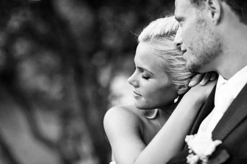 Bryllupsfotografering – Brudeparret – On location – del 4