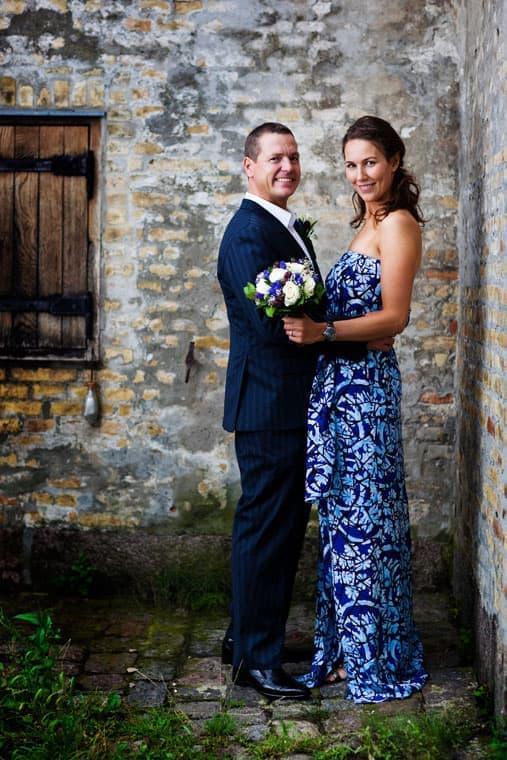 Bryllup på Frederiks Bastion – del 3