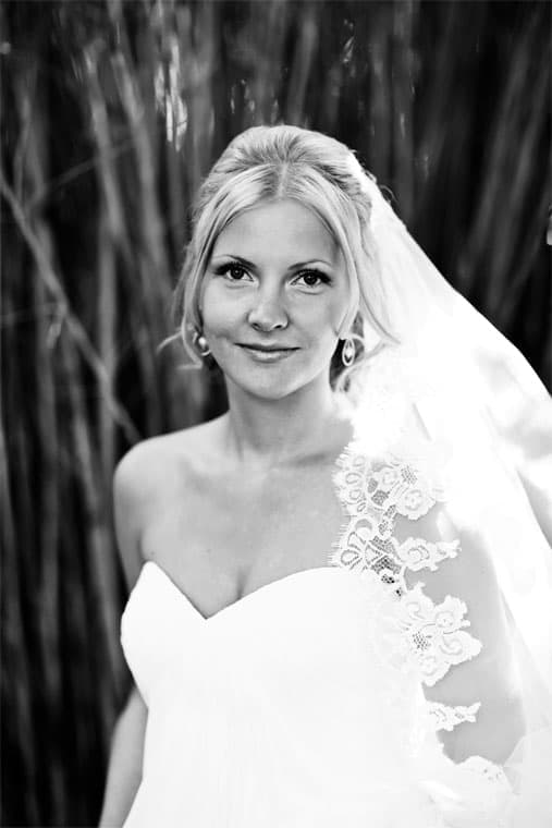 Bruden – Bryllupsfotograf
