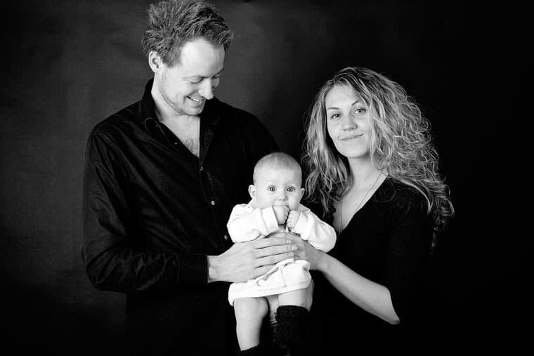 Familiefotografering - del 2