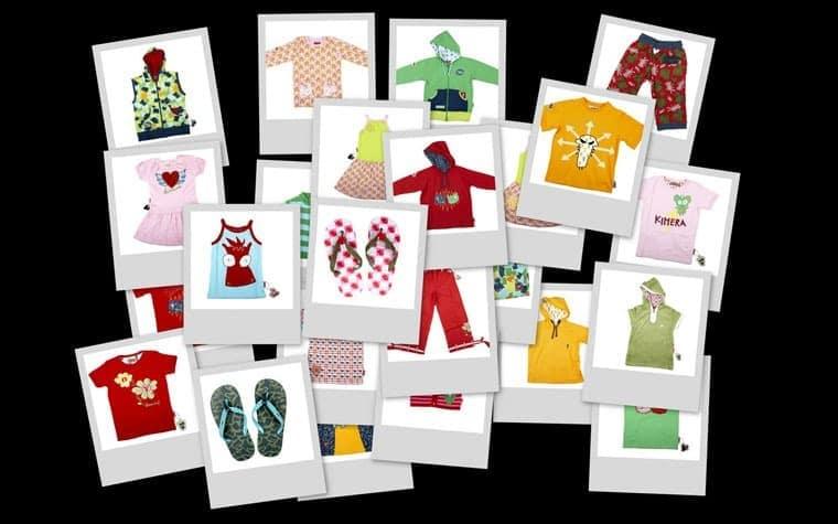 Produktfoto – børnetøj