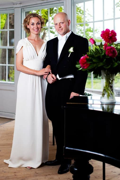 Bryllupsfotograf - bryllupsportræt - del 1