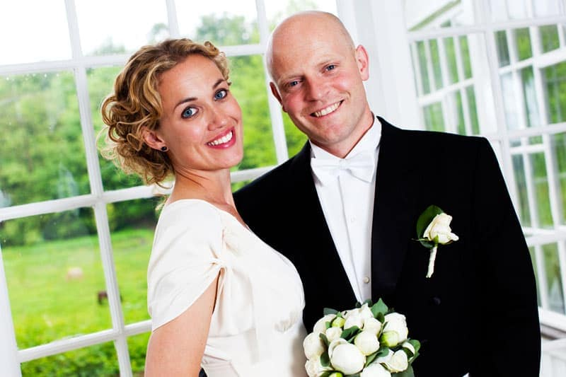 Bryllupsfotograf - bryllupsportræt - del 3