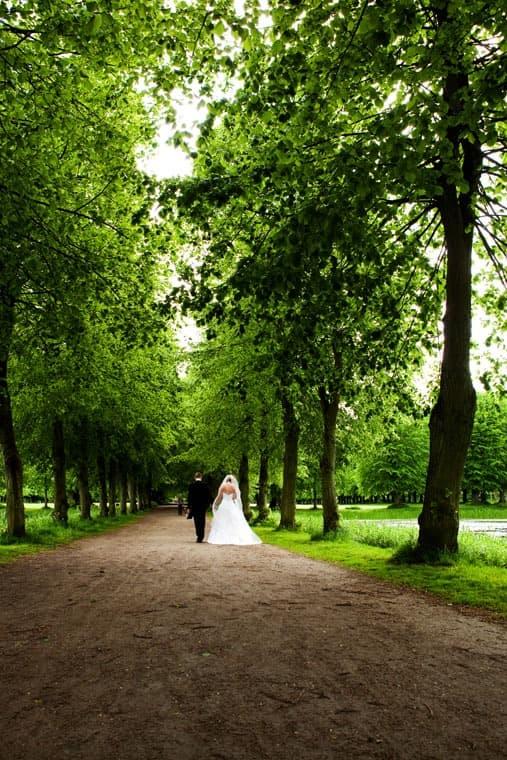 Fotograf bryllup – stemningsbillede