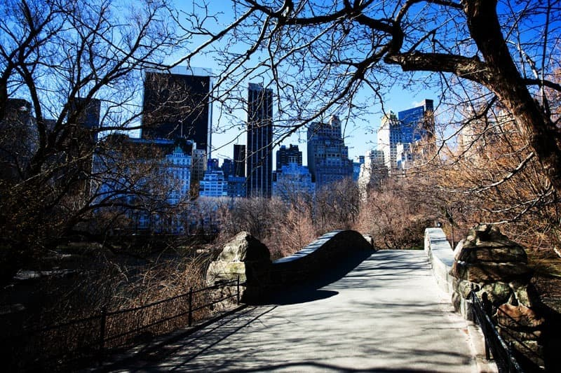 Central Park, New York – del 3
