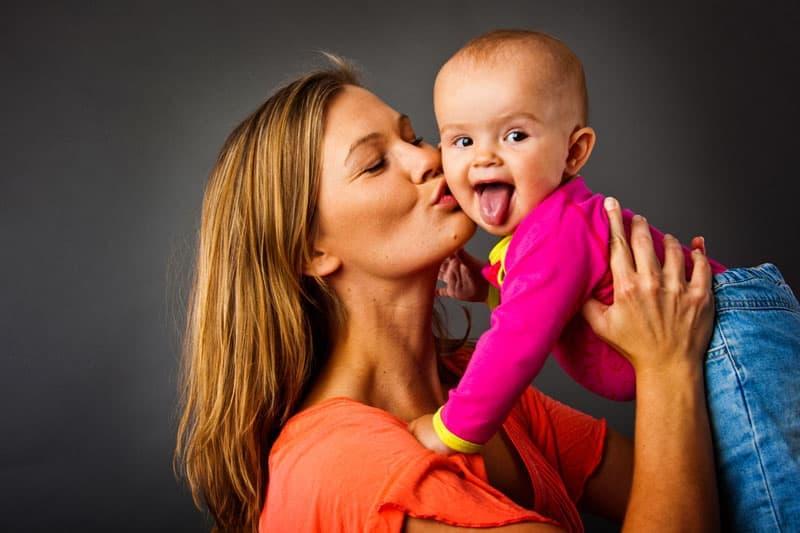 Mor og barn billeder – del 1