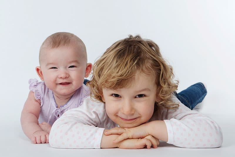 Søskende billede
