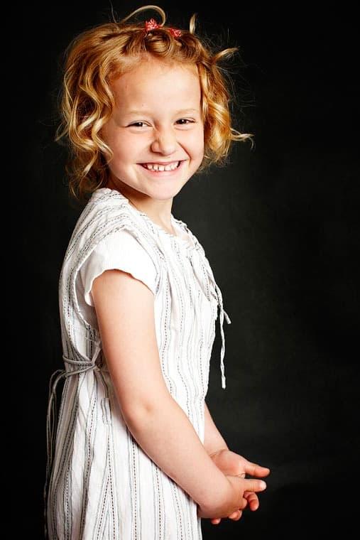 Børnefotografering - del 2