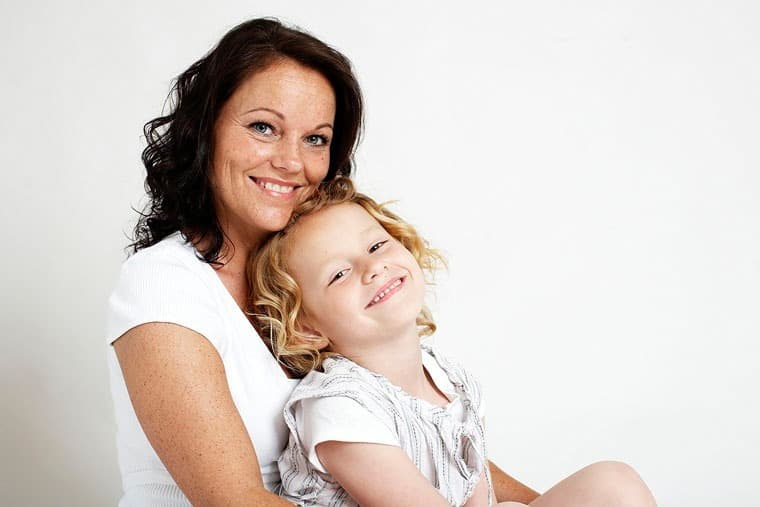 Mor og barn fotografering – del 2