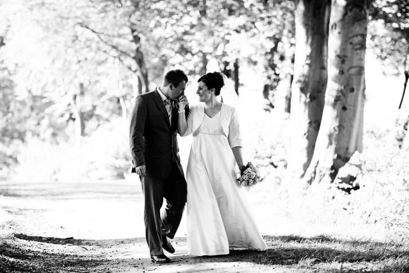 Bryllupsbilleder fra LO skolen