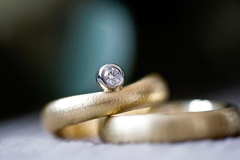 Vielsesringe – bryllup