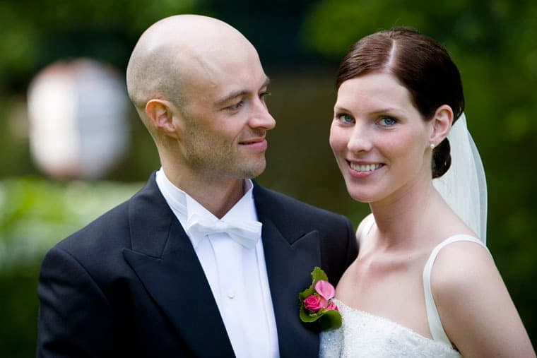 Bryllupsfoto – del 1