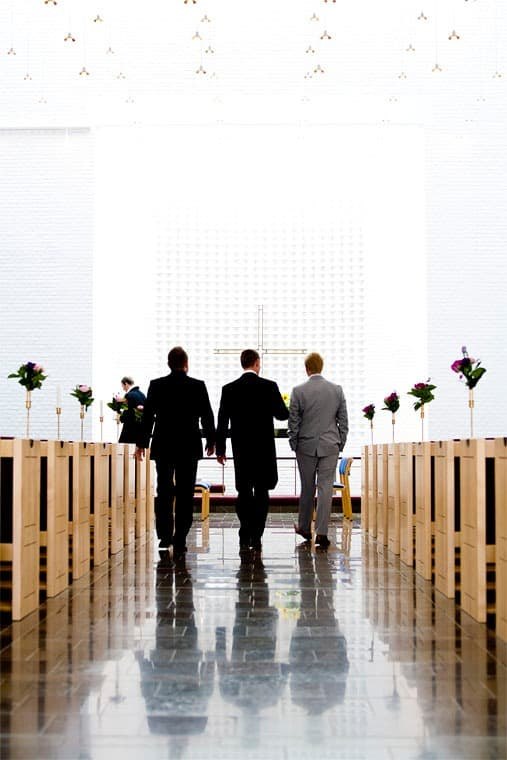 Bryllupsbilleder – del 1