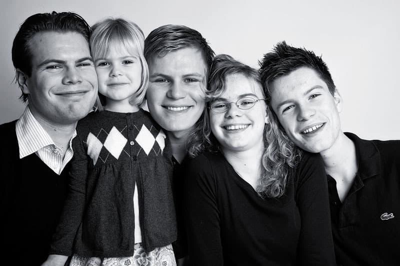 Søskende portræt – del 2