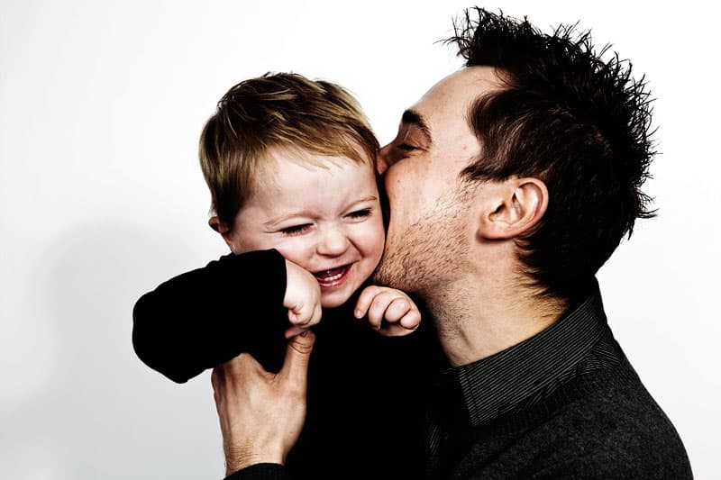 Familefotografering – børn – del 2