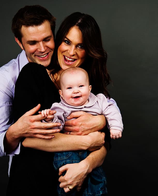 Babyfotograf – fotografering i studie – del 2