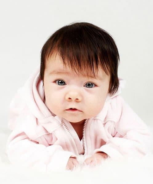 Baby portræt – del 2