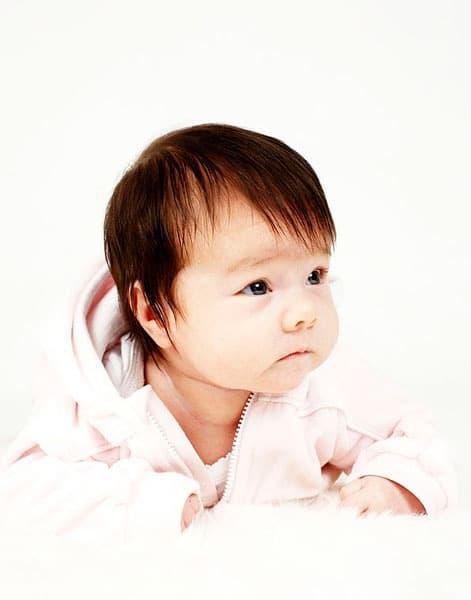 Baby portræt - del 1