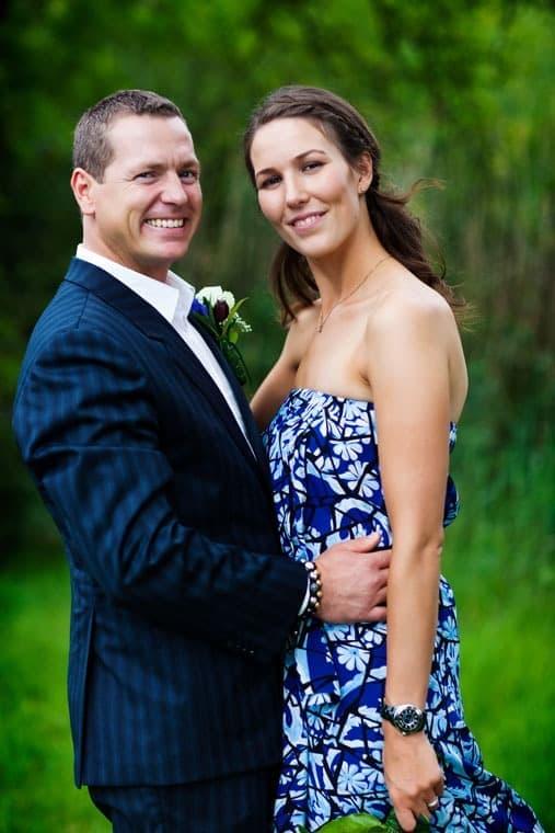 Bryllup på Frederiks Bastion – del 1