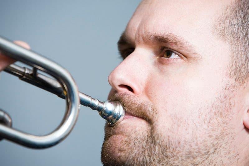 Musikerportræt – trompetist – del 1