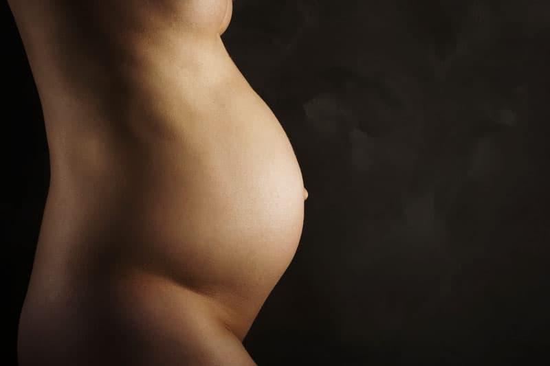 Gravid billeder