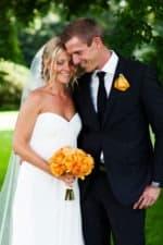 Brudeparret – Bryllup fotograf