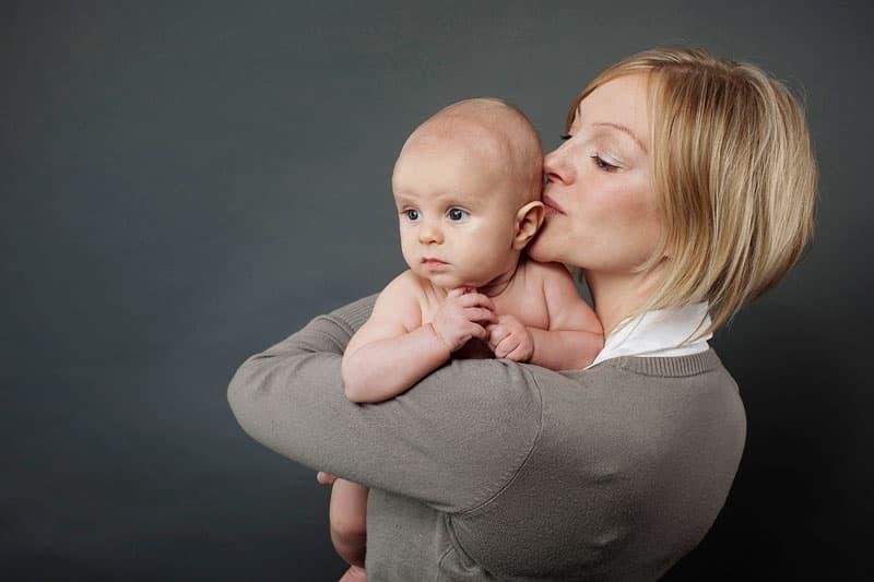 Mor & barn billeder