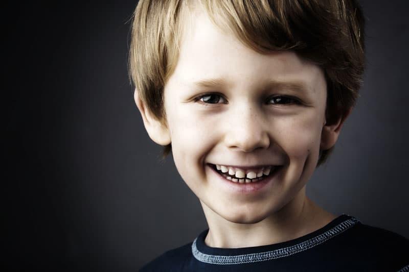 Børneportræt