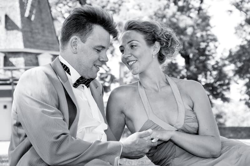 Bryllupsfotografering ved Kastellet – del 4