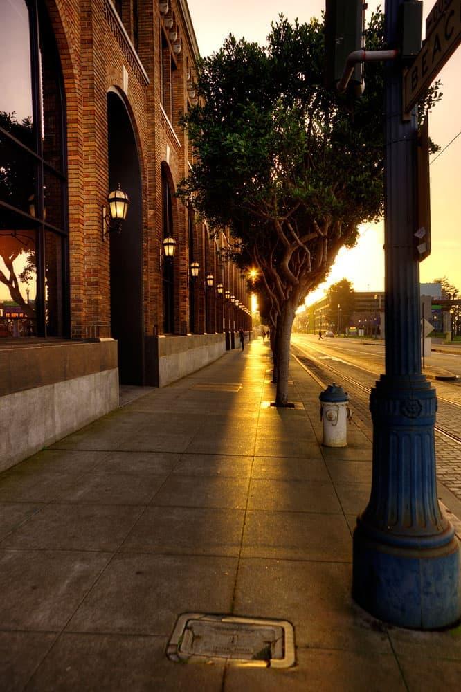 Gaderne i San Francisco - del 2