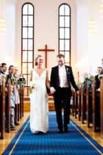 Bryllupsfotograf København – i kirken