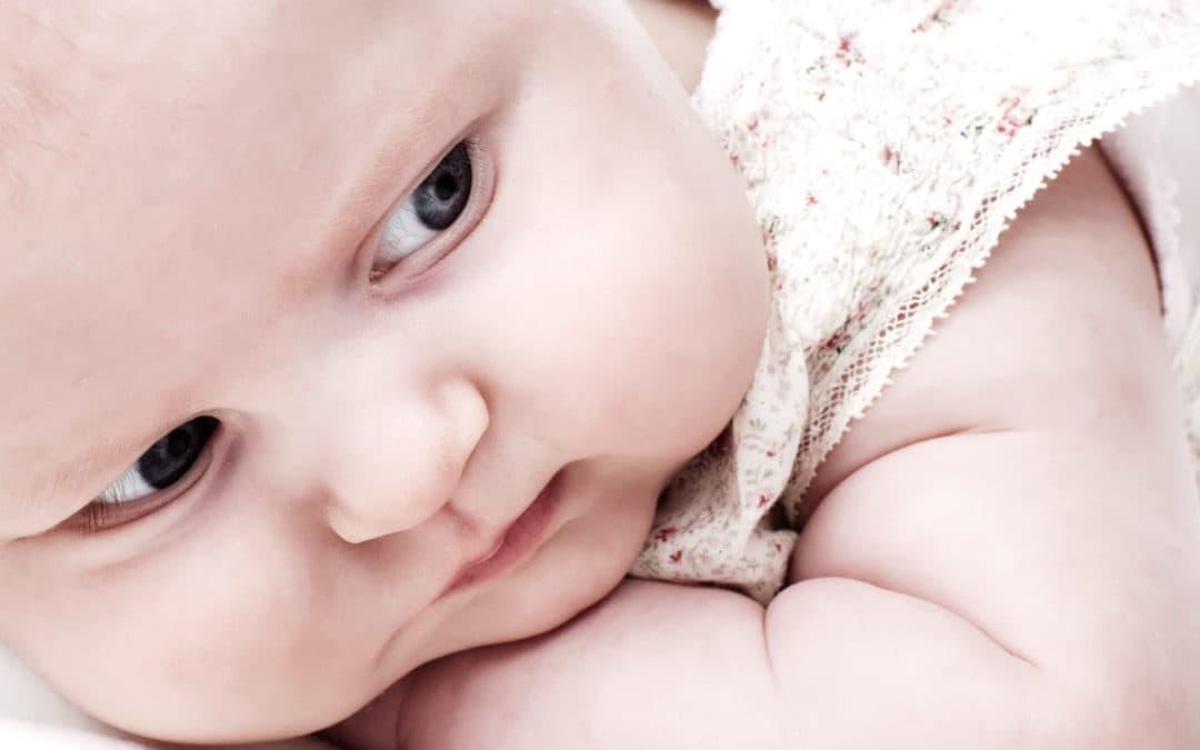 Baby billede – 3 måneder
