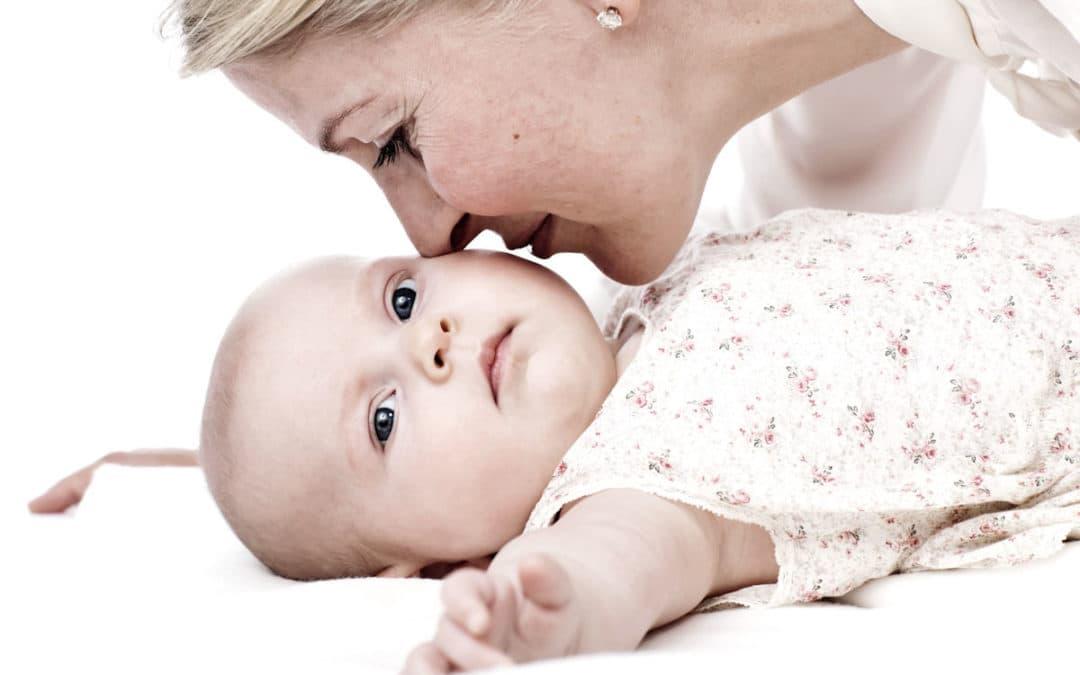 Mor og barn billeder – København