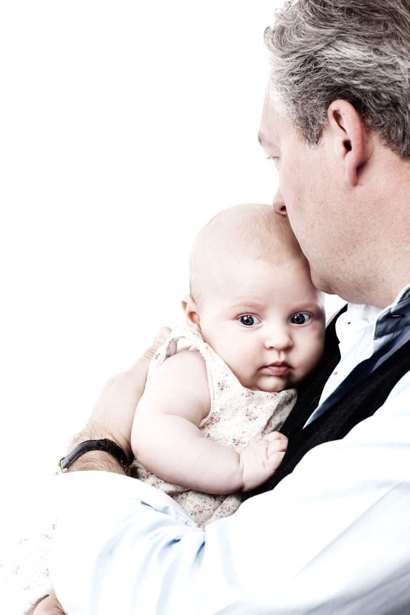 Far og barn billeder – København