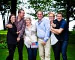 Familieportræt i haven – del 1
