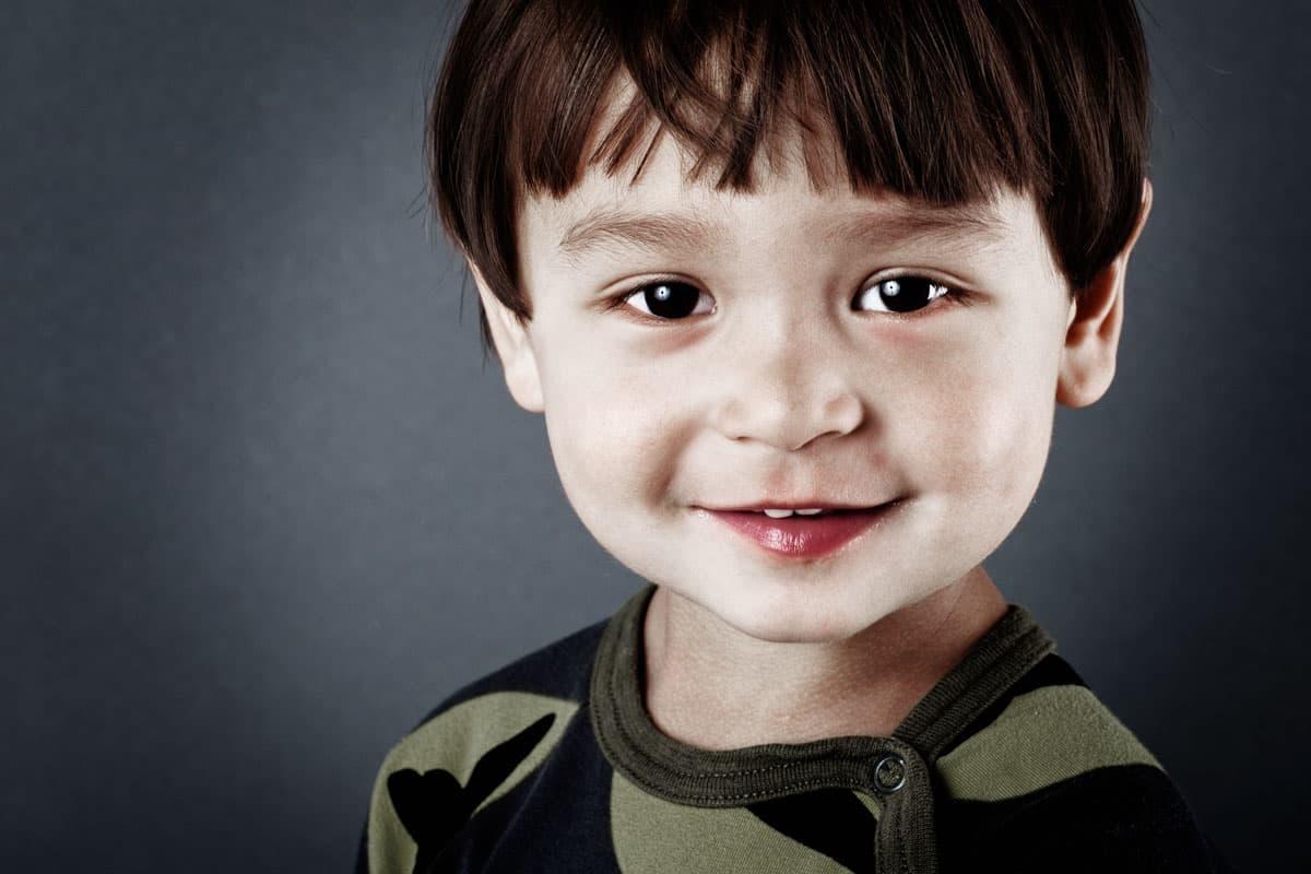 Billede af dreng