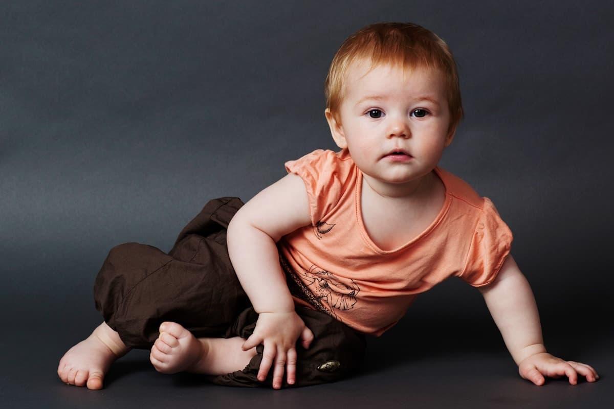 Fotograf af baby