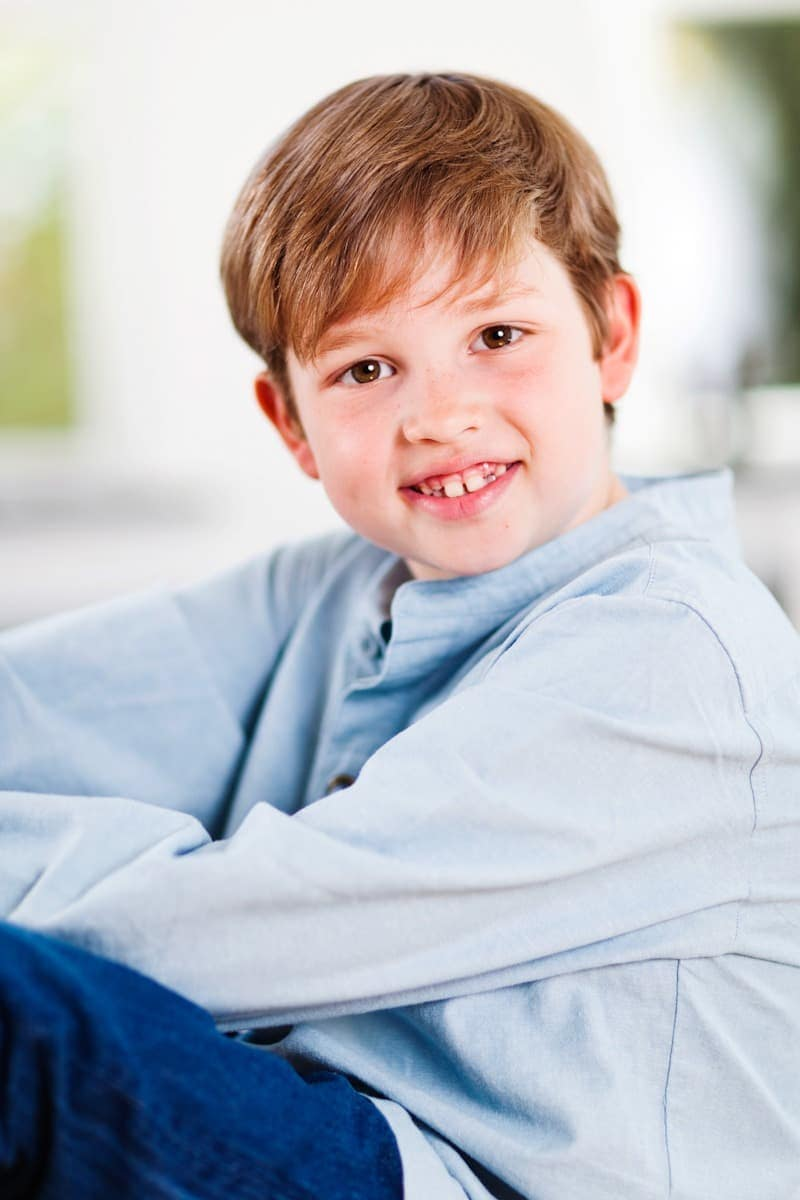 Fotografering af børn i Virum - del 1