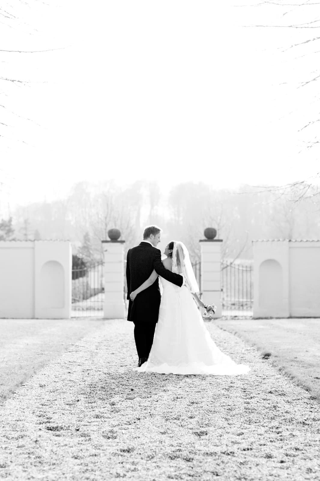 Bryllup ved Sophienberg Slot – Billeder, del 3