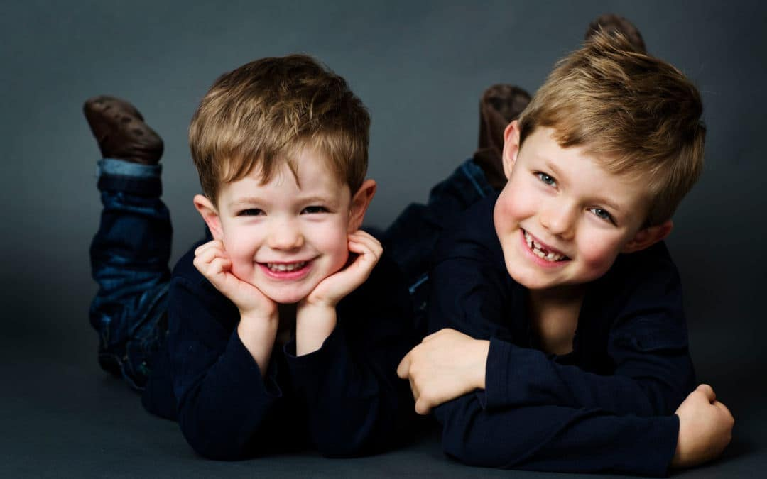 Brødre fotograf Holte