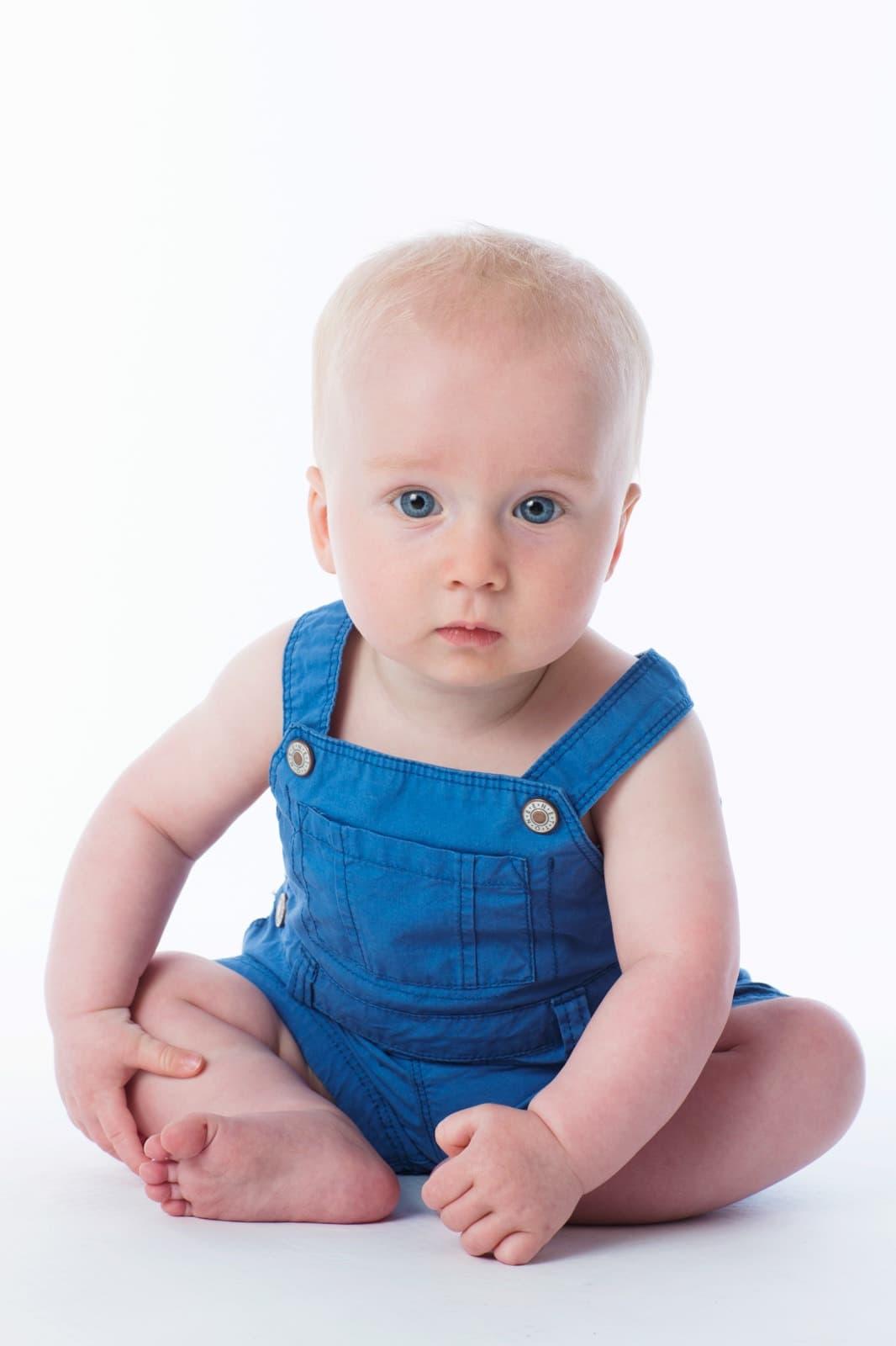 Babyfotograf i Holte