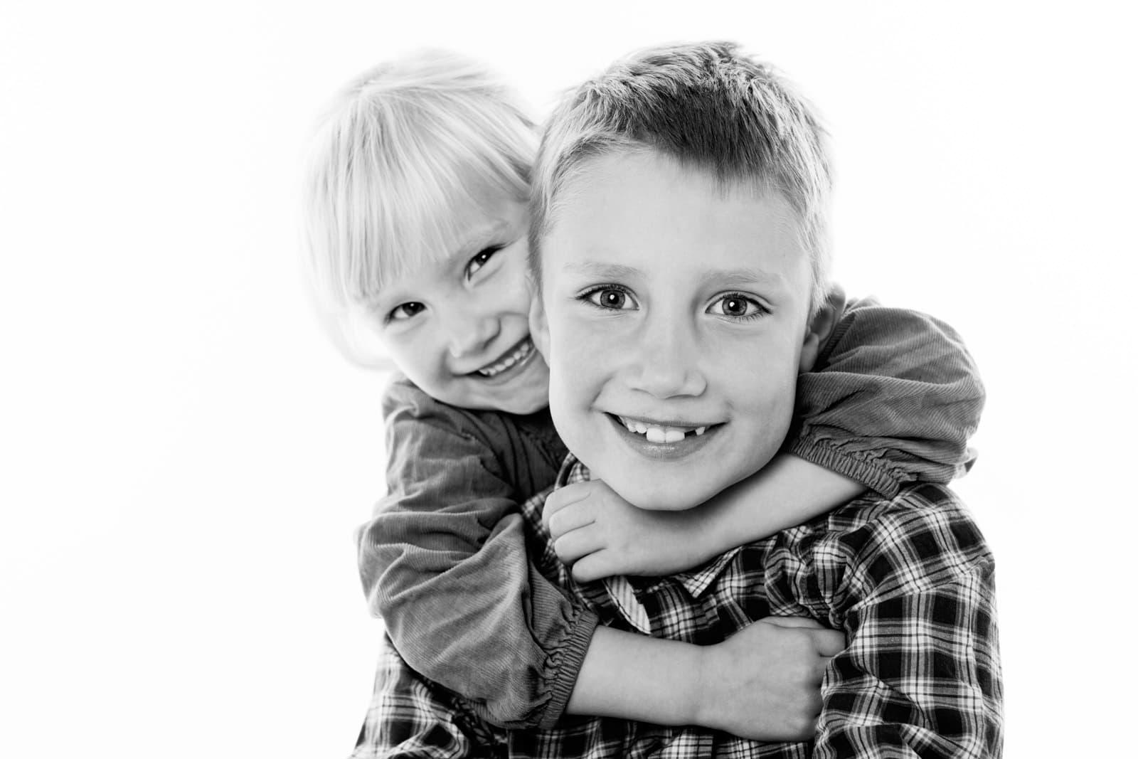 Søskende – Fotograf ved Holte