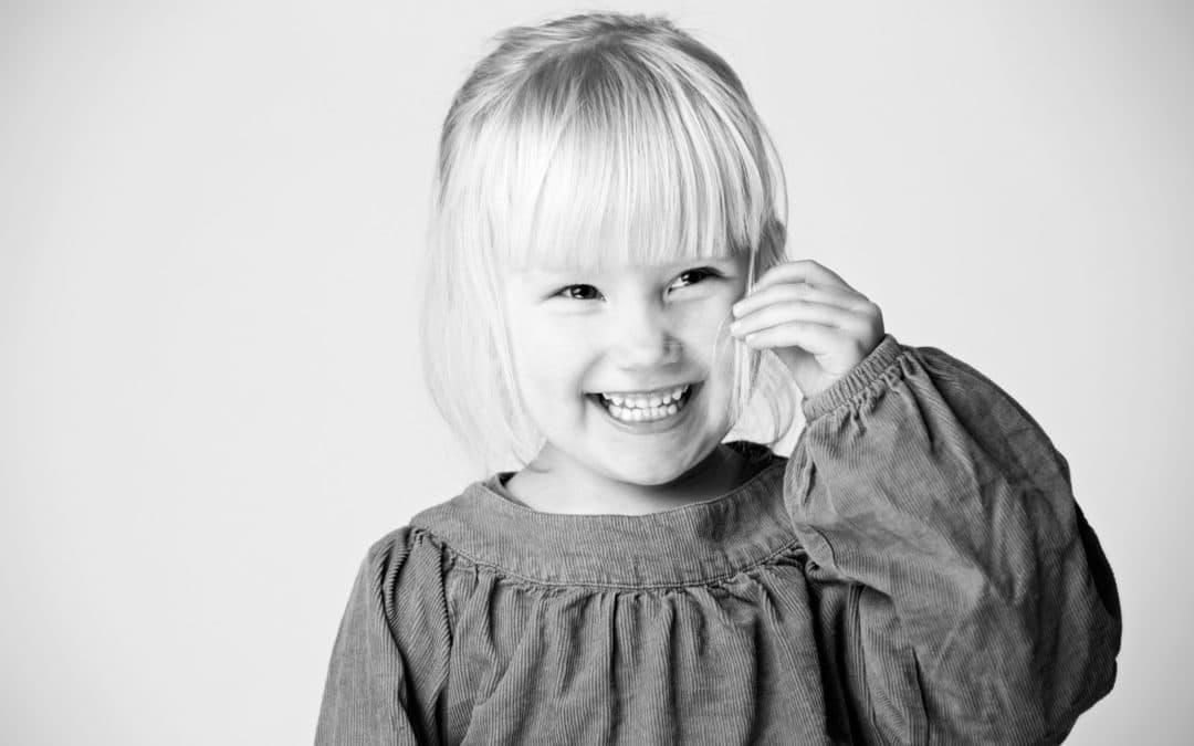 Pige – Fotograf ved Lyngby