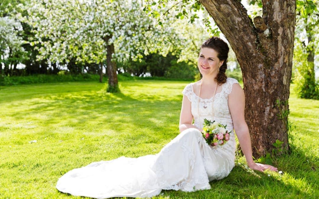 Bryllup på Sonnerupgaard Gods