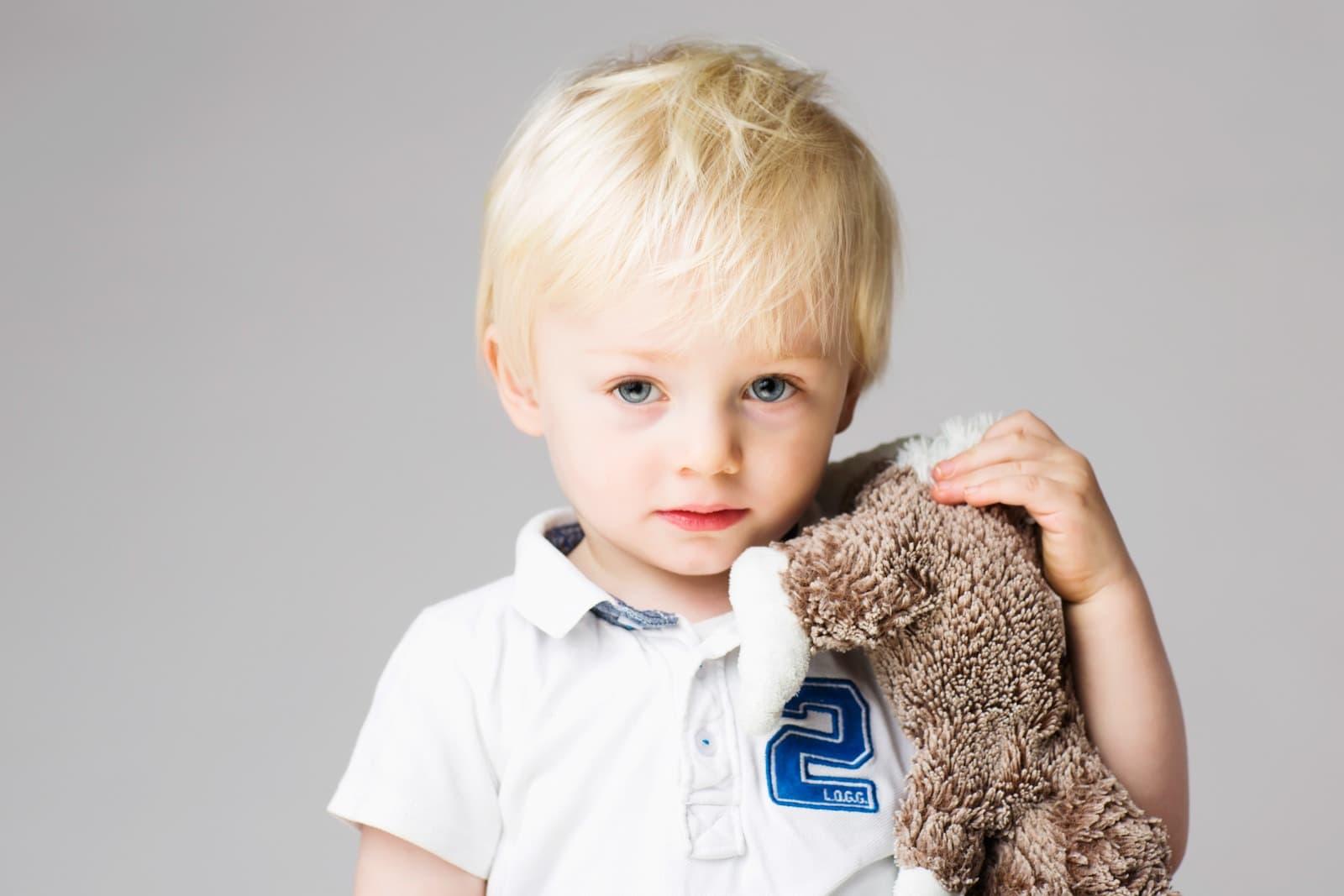 Fotografering af børn
